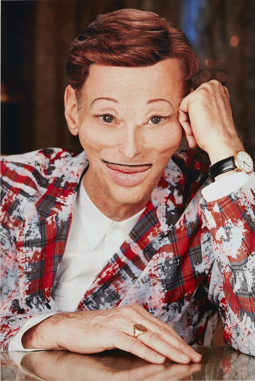 "John Waters: ""Beverly Hills John"", 2012, C-Print, Privatsammlung, © John Waters"