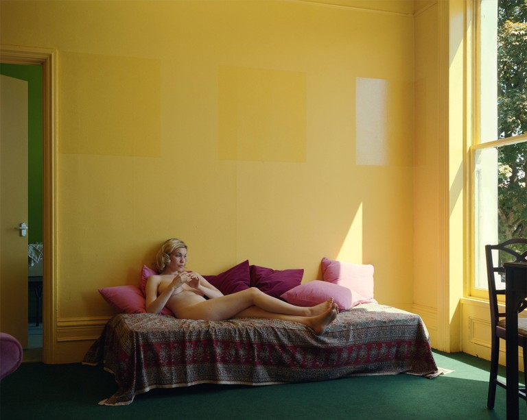 Jeff Wall: Summer Afternoons 2013, LightJet-Abzüge, 183 × 212,4 cm, 200 × 251,5 cm Courtesy of the Artist and Marian Goodman Gallery, New York und Paris