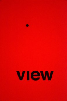 Stoph Sauter: Point of View (2013/2018, 65 x 17 cm)