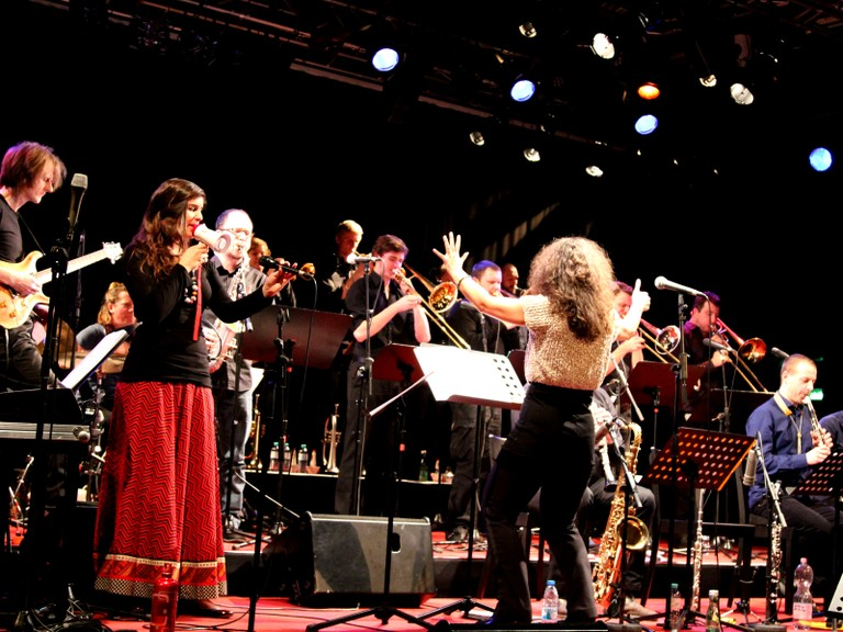 Unkonventioneller Big Band Sound jenseits des Mainstream